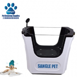 2019 New Type Dog SPA Tub with Double Glass