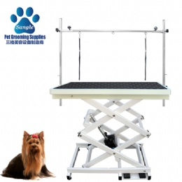 Electric lifting Dog Grooming Table