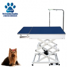 Electric Folding & lifting Dog Grooming Table