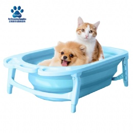 Pet Folding Tub With Legs