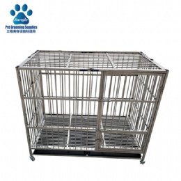 Foldling 304 Stainless Steel Pet Cages