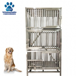 Multilayer Stainless Steel Pet Cages