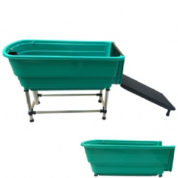 Large Dog Wash Plastic Tub