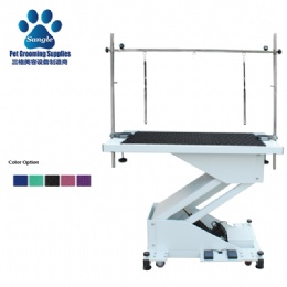 Electric Pet Grooming Table Lifting