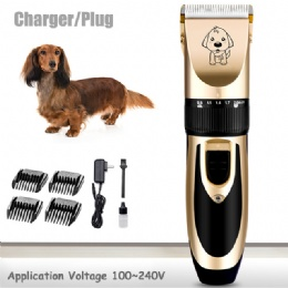 Best Charger&Plug Professional Pet Clippers
