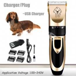 Best Charger&Plug Professional Pet Clippers USB Line