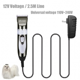 Best Five-Range Electric Pet Clippers