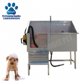 Multi-functional Stainless Steel Dog Wash Tub