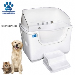 Self Serve Pet Wash Equipment With Step Ladder